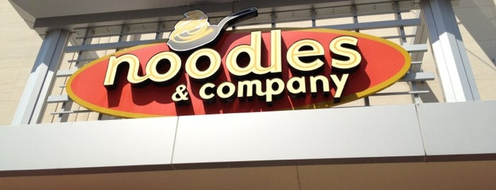 Noodles & Company is one of Must-visit Food in Silver Spring.