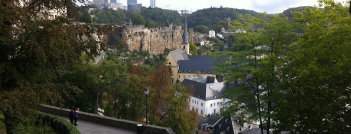 Luxembourg is one of Capitals of Europe.