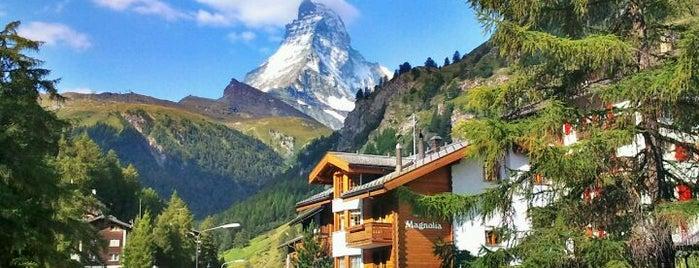 Zermatt is one of Part 3 - Attractions in Europe.