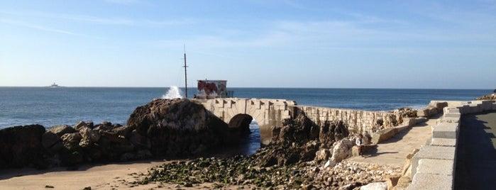 Marégrafo da Praia das Fontainhas is one of Faros.