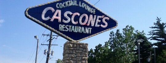 Cascone's Italian Restaurant is one of The 15 Best Places That Are Good for Groups in Kansas City.