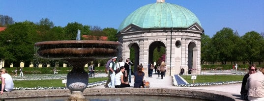 Hofgarten is one of All the great places in Munich.