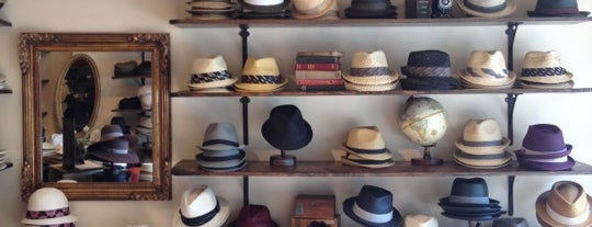 Goorin Bros. Hat Shop - Lakeview is one of Hat Shops.