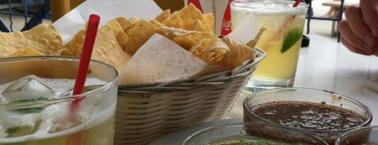 Taqueria del Sol is one of Best restaurants around the ATL.