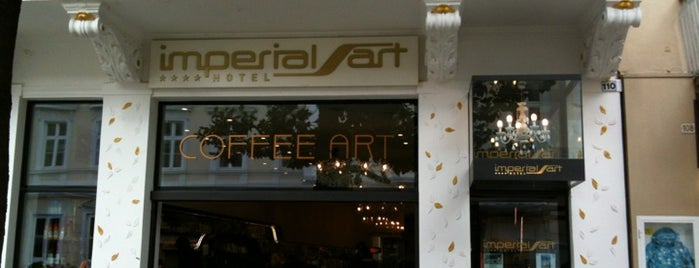 Coffee Art is one of Merano.