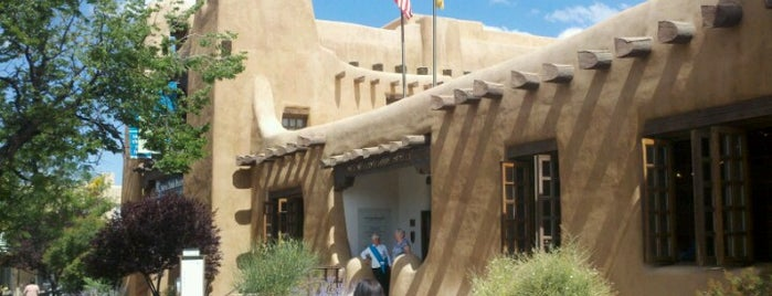 New Mexico Museum of Art is one of Santa Fe.