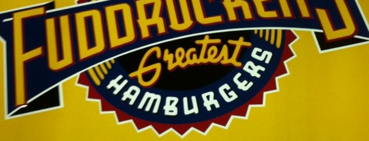 Fuddruckers is one of The 15 Best Places for Milkshakes in Tucson.