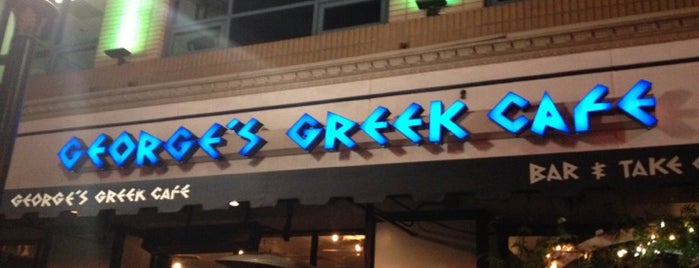 George's Greek Cafe is one of Best restaurants.