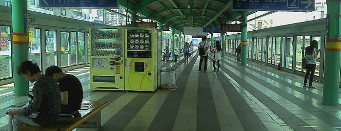 Seokgye Stn. is one of Subway Stations in Seoul(line1~4 & DX).