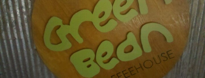 The Green Bean Coffeehouse is one of Rapid City, SD.