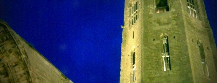 La Seu Vella is one of Visit Lleida.