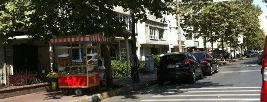 Valikonağı Caddesi is one of Istanbul.