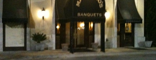 Maggiano's Little Italy is one of Favorite Restaurants.