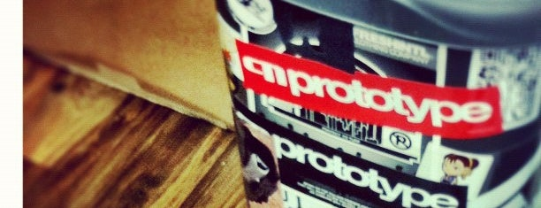 Prototype is one of [ vinyl around the world ].