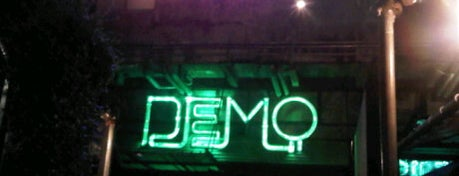 DEMO is one of Clubs&Bars FindYourEventInBangkok.