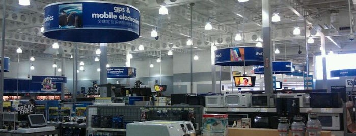 Best Buy is one of Stacey and Me.