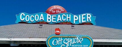 City of Cocoa Beach is one of Place I need to go again!!.