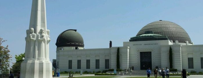 Griffith Observatory is one of Must Visit - LA.