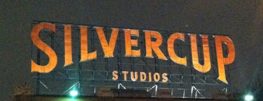 Silvercup Studios is one of Queens.