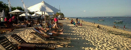Geger Beach is one of Beautiful Beaches in Bali.