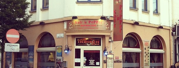 Salt 'n Pepper is one of Food in Ghent on mondays.