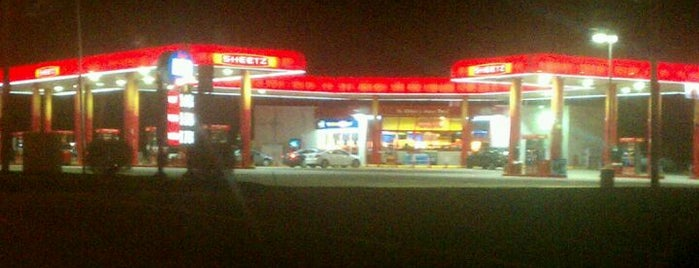SHEETZ is one of Convenience stores.