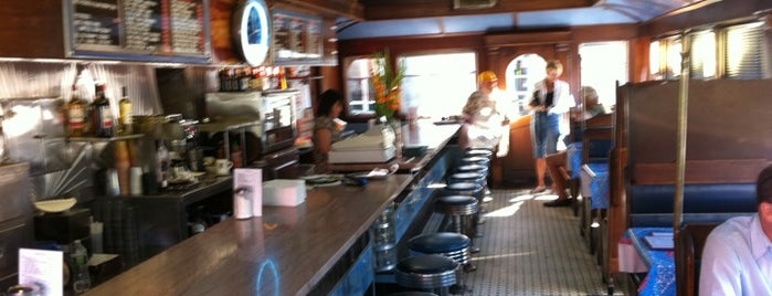 A1 Diner is one of Diners, Drive-Ins, & Dives.