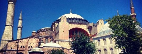 Ayasofya is one of My Istanbul.