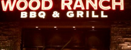 Wood Ranch BBQ & Grill is one of Dan's Places.