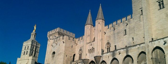 Palais des Papes is one of Trips / Vaucluse, France.