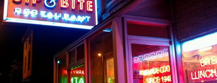Sip & Bite Restaurant is one of Best of Baltimore - Diners.