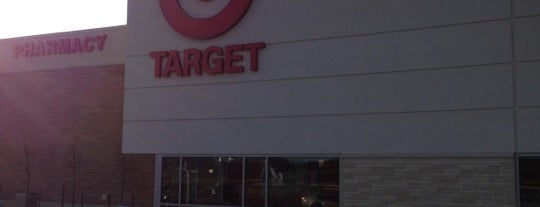 Target is one of Mine.