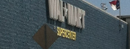 Walmart Supercenter is one of done.