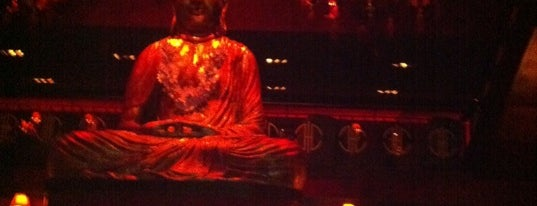 Buddha Bar is one of Kiev.