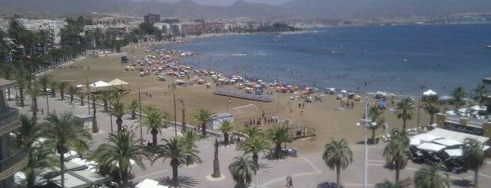 Playa Del Puerto is one of Playas.