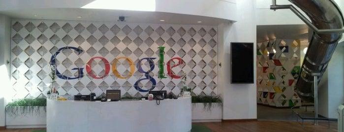 Googleplex is one of Startups World.