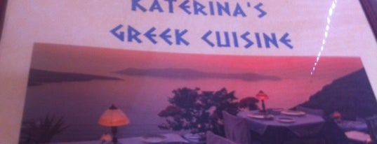 Katerina's Greek Cuisine is one of NoVA and DC Restaurants.