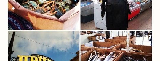 Privoz Market is one of Top 10 favorites places in Одесса, Ukraine.