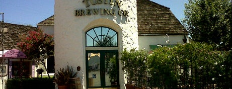 Tustin Brewing Company is one of Craft Beer in LA.