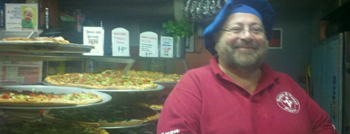 Freddie & Pepper's Pizza is one of UWS - Delivery.
