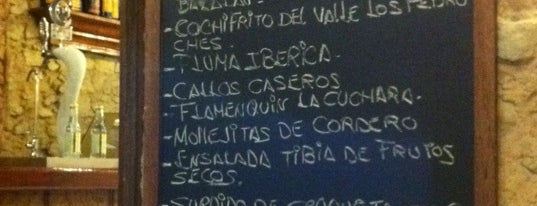 La Cuchara is one of Donde comer en cordoba.