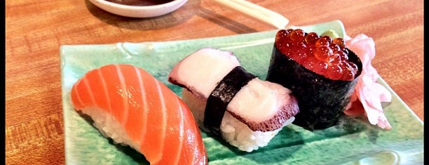 Ken's Sushi is one of Favorite Food.