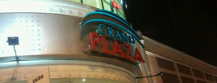 Grand Plaza Shopping is one of Passeios.