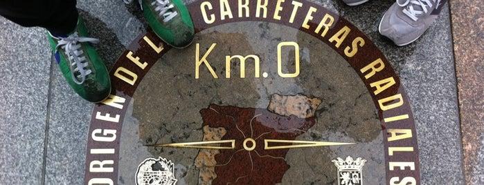 Kilómetro 0 is one of MadRid ❤.