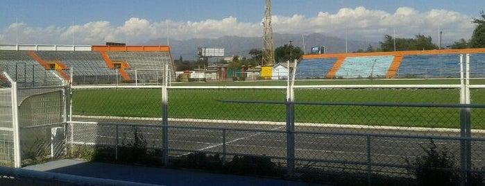 Estadio El Teniente is one of Estadios.