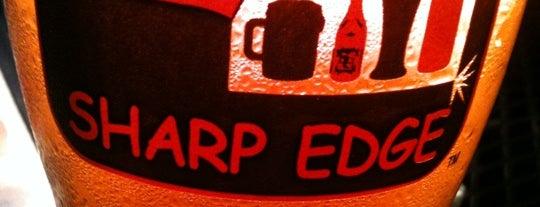 Sharp Edge Creekhouse is one of Pittsburgh Craft Beer.