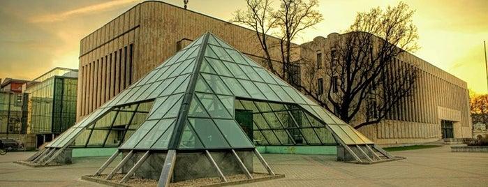 Kongresu nams - Congress hall is one of Unveil Riga : Atklāj Rīgu : Открой Ригу.