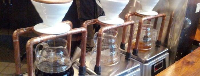 Intelligentsia Coffee is one of #ThirdWaveWichteln Coffee Places.