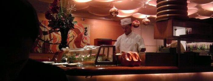 SUSHISAMBA is one of Restaurant week.