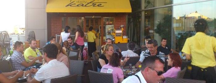 Daily Katre is one of Yerler - Antalya.